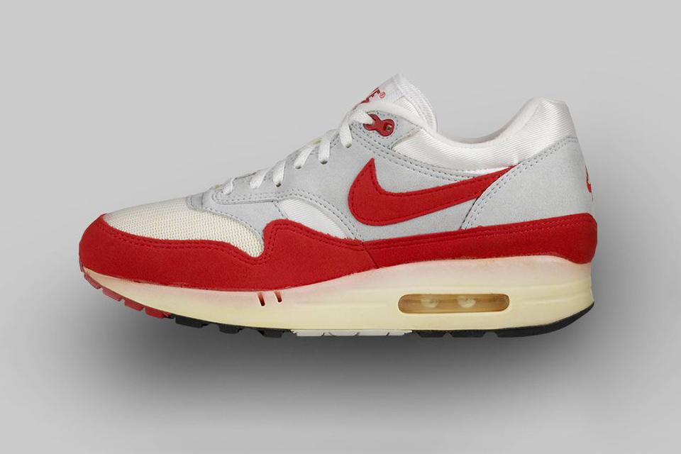Nike Air Max 1 de 1987