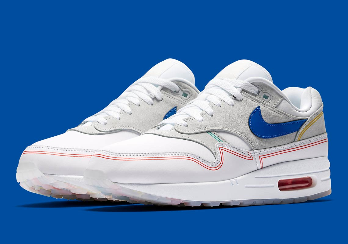 Nike Air Max 1 Centre Pompidou