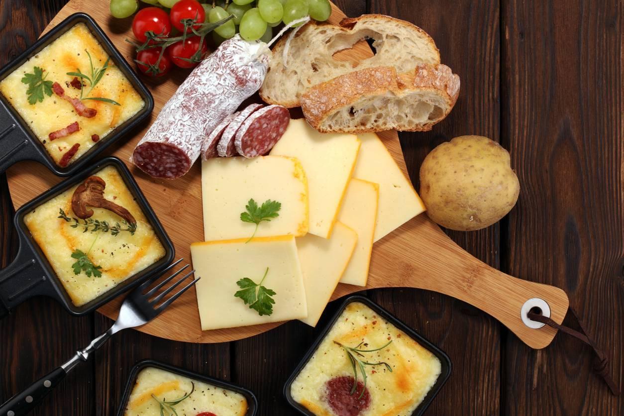 restaurant raclette